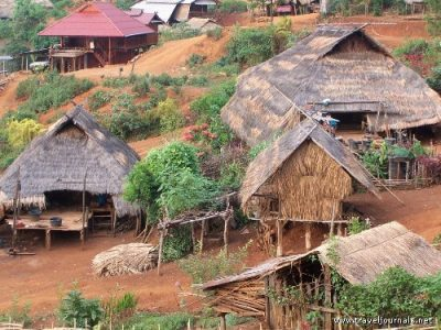 4 one day long neck hill tribe villages tour