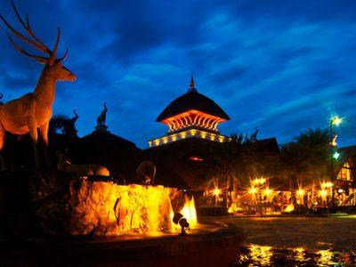 chaing mai night safari night