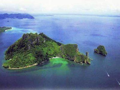 krabi 4 island poda chicken tap pranang cave restaurant lunch speed boat phuket tour 1