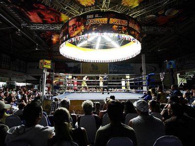 thai boxing patong stadium vip phuket tour