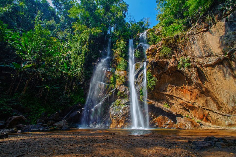 1 Mok Fah Waterfall