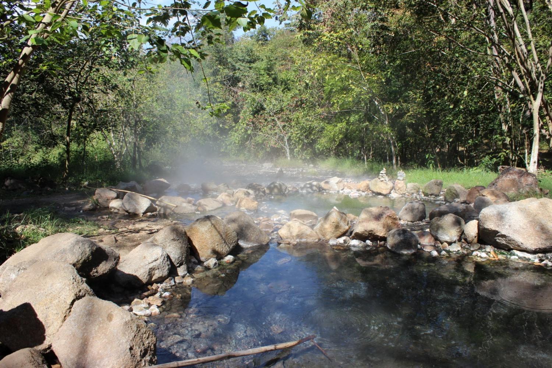 8 Tha Pai Hot Springs