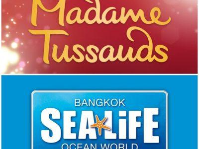 Sea Life Madame Tussauds Bangkok Ticket 600x600