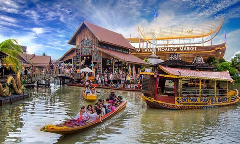 pattaya floating market 2