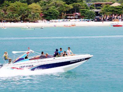 samet Speed boat