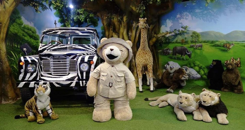 teddy bear museum pattaya1