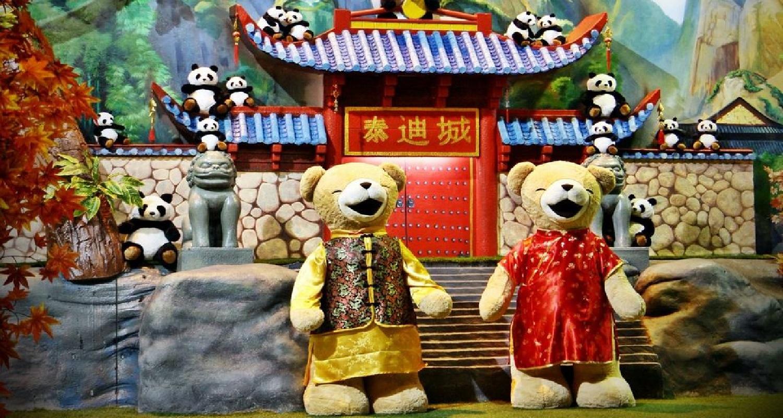teddy bear museum pattaya2