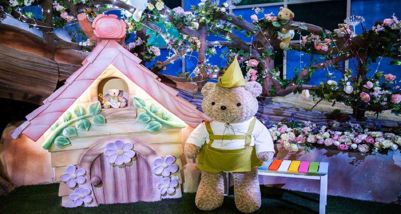 teddy bear museum pattaya3