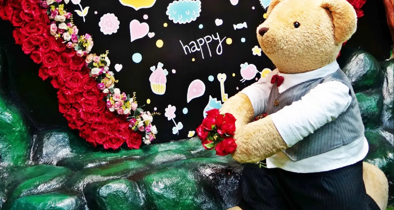 teddy bear museum pattaya5