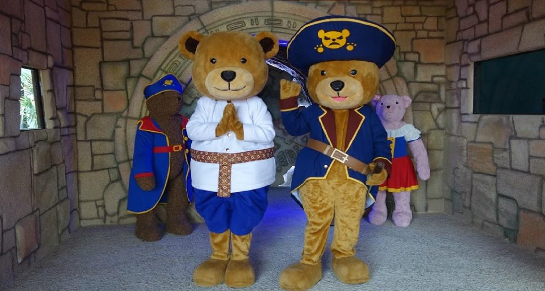teddy bear museum pattaya7