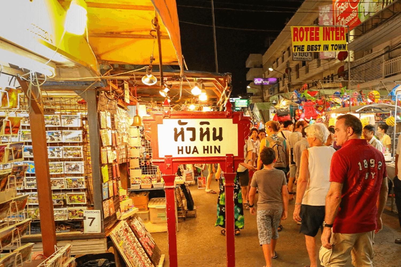 3 Hua Hin Night Bazaar