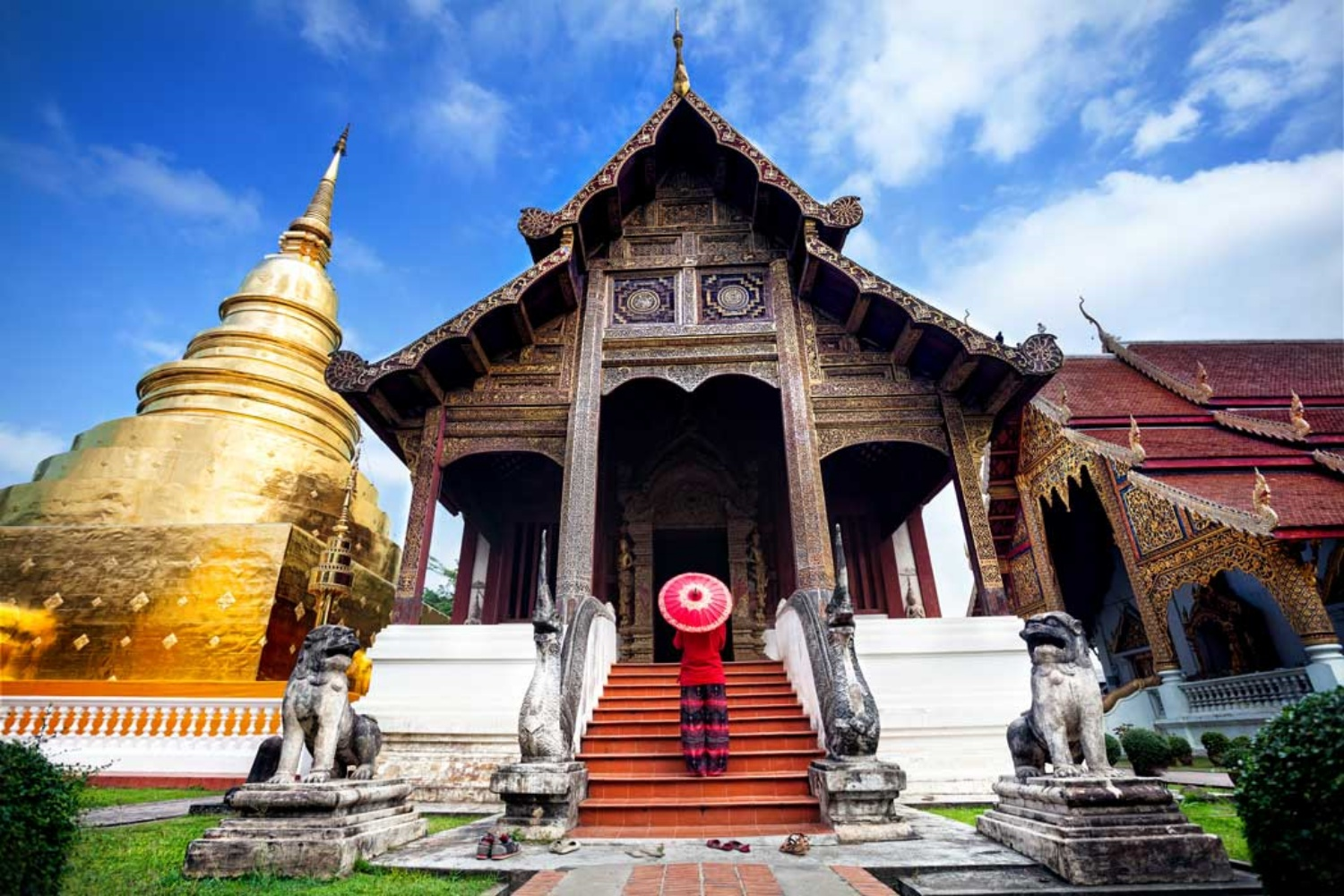 Chiang Mai City Temples