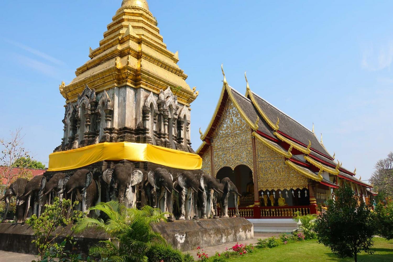 Chiang Man Temple 2