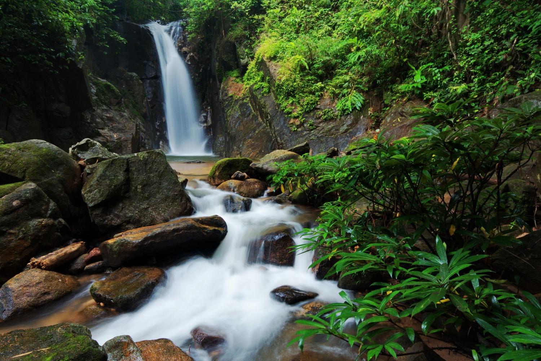 Haui Mae Sai Waterfall