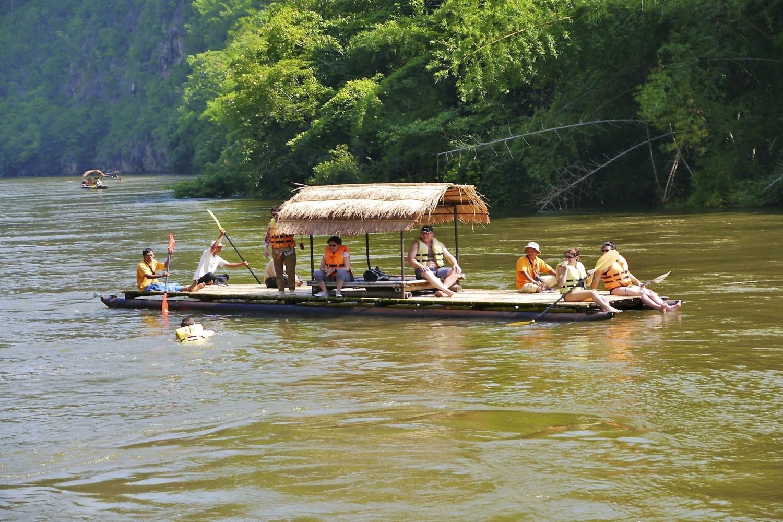 Kanchanaburi Rafting 06