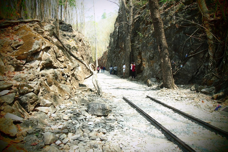 Kanchanaburi Trekking 07