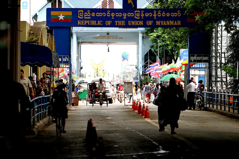 Mae Sai Market