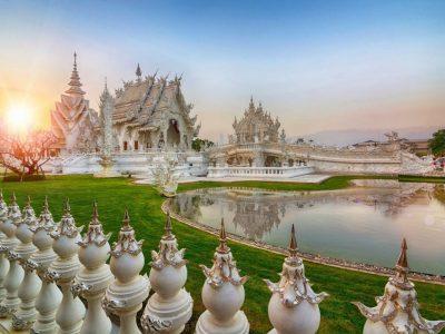 Wat Rong Khun Display